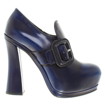 Miu Miu pumps in blue