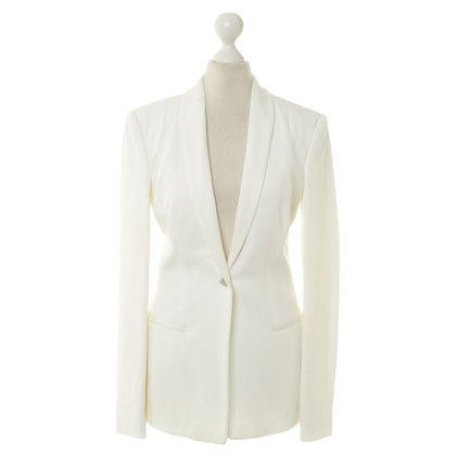 The Row Blazer in cream