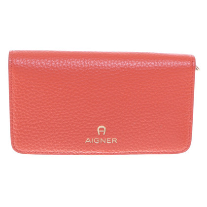 Aigner Wallet in oranje