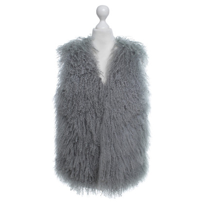 Other Designer KevandBelle - Fur coat in gray