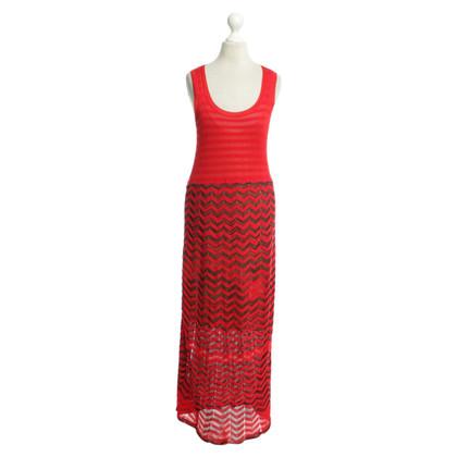 Missoni Dress in red