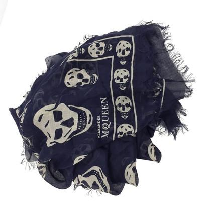 Alexander McQueen Skull Schal