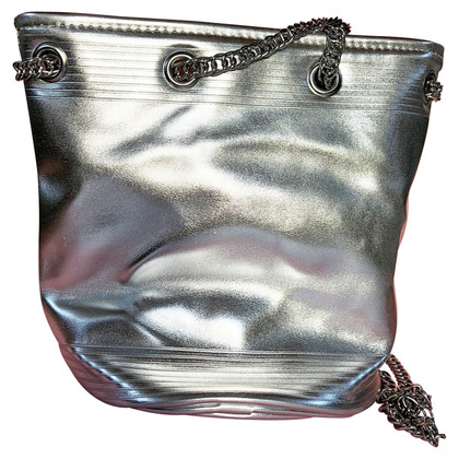 Jean Paul Gaultier Borsa color argento