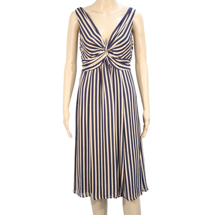 Ted Baker Silk dress with stripes