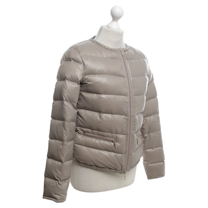 Strenesse Down jacket in grey / Beige