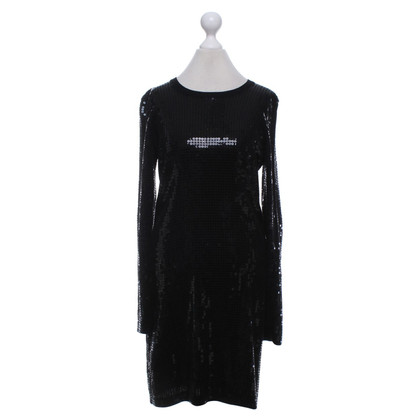 Michael Kors Sequined dress in black