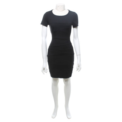 "Diane von Furstenberg Dress ""Trapp"" in zwart"
