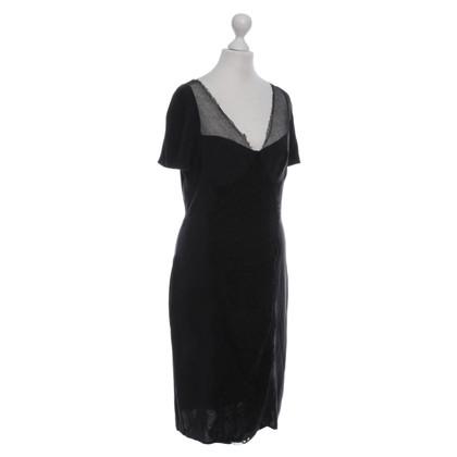 Dolce & Gabbana Black dress with lace