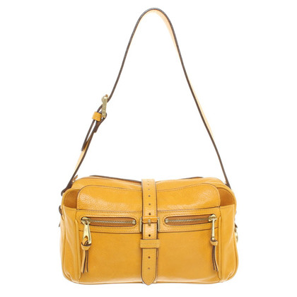 Mulberry Yellow handbag