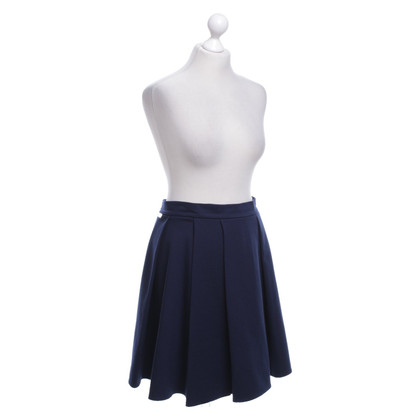 Blumarine Blugirl - pleated skirt in blue