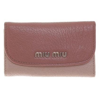Miu Miu Key nei toni del rosa