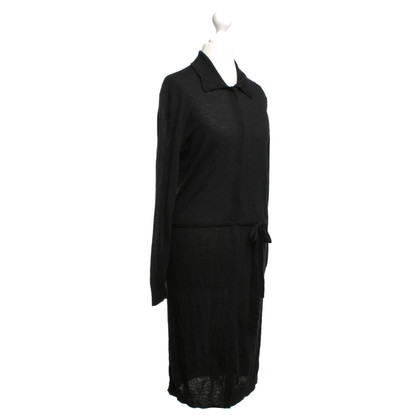 Dries van Noten Knit dress in black