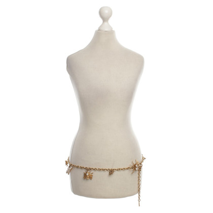 Valentino Belt with insects pendant