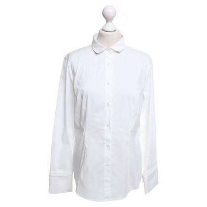 Steffen Schraut Shirt blouse in white