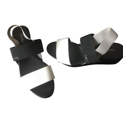 Calvin Klein sandali platform