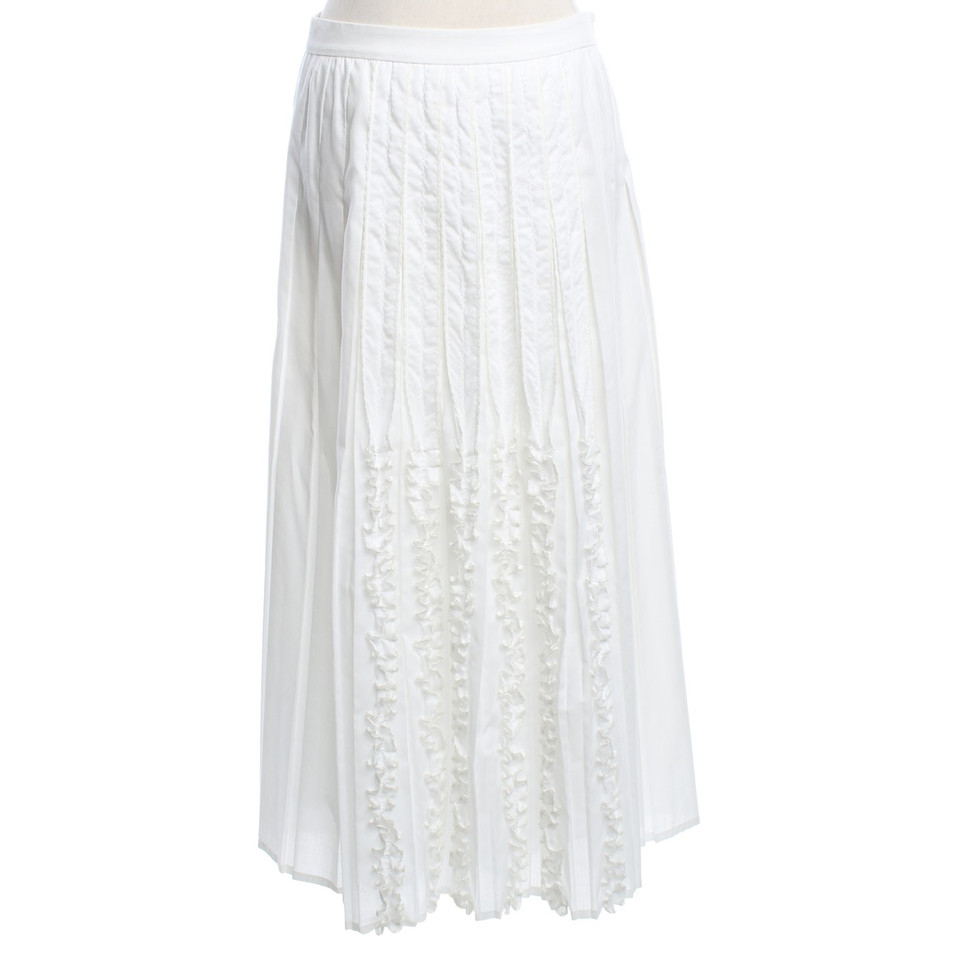 Sport Max skirt in white