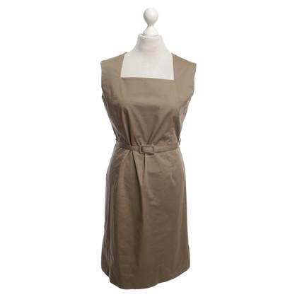 Joseph Khaki colored dress