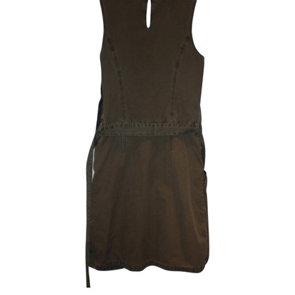 Hugo Boss Dress in khaki