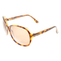 Tom Ford Sunglasses with shieldpatt pattern