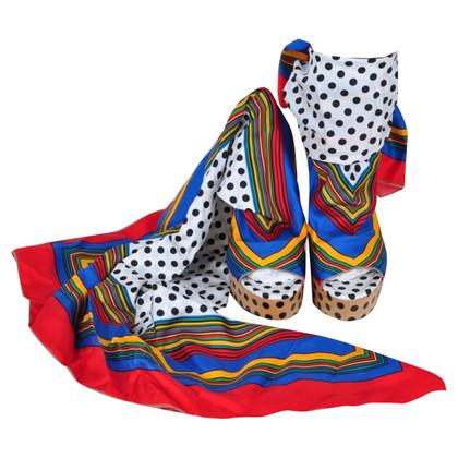 D&G sandali con plateau