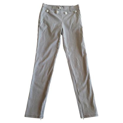 Versace Pantalon à rayures