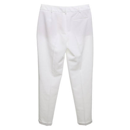 St. Emile trousers in white