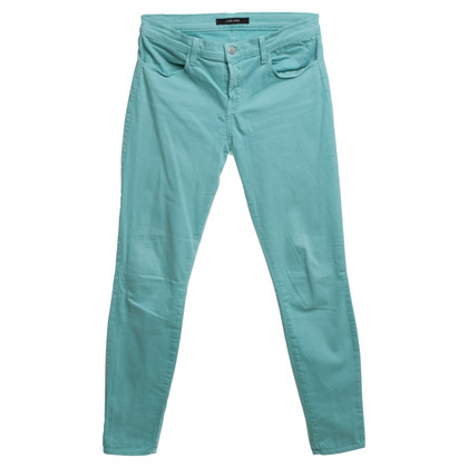J Brand Jeans in turquoise