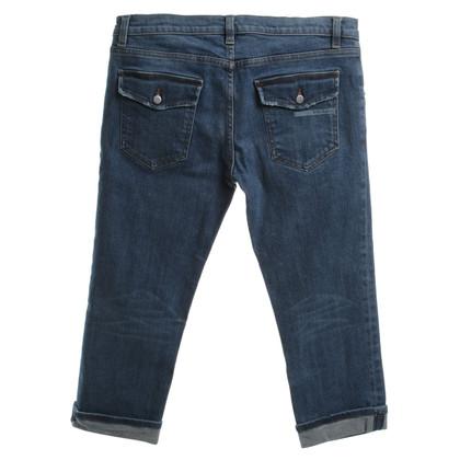 Prada 7/8 jeans in Used Look
