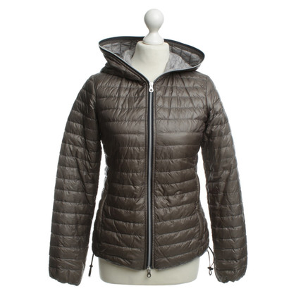 Duvetica Quilted Jacket in grey