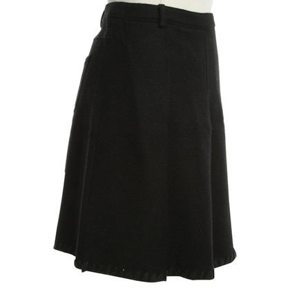 Miu Miu skirt in black