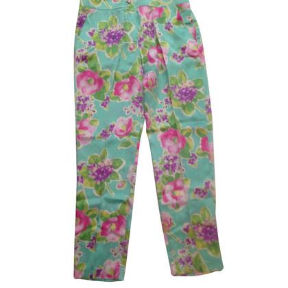Blumarine Pantaloni di seta