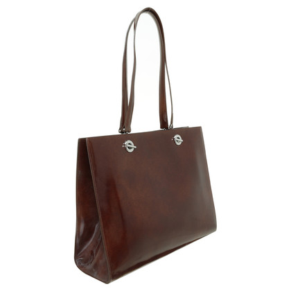 Cartier Tote in Brown