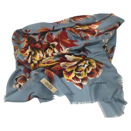 Burberry Sciarpa XL con cashmere
