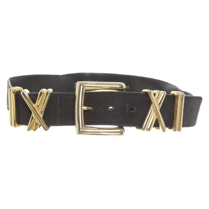 Escada Leather waist belt