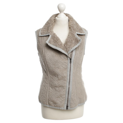 Marc Cain Vest in Gray