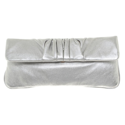 Miu Miu Silver color clutch