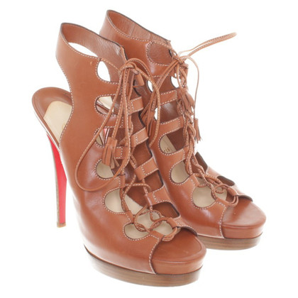 Christian Louboutin Lace-up sandals