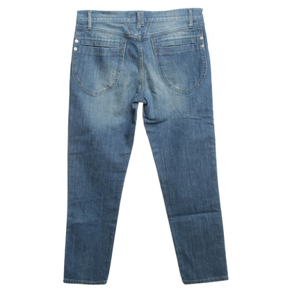 Closed 7/8 Jeans in Blauw