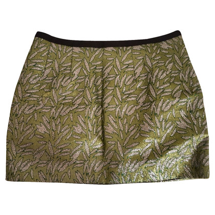 Manoush mini-skirt