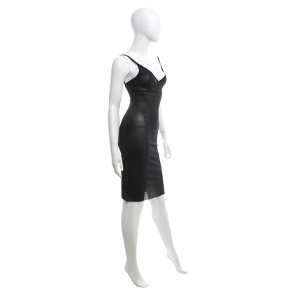Roland Mouret Figure-shaping dress in black