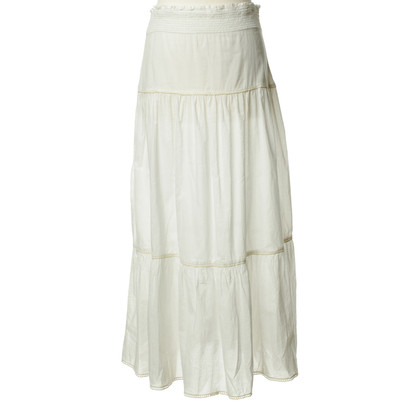 Day Birger & Mikkelsen Maxi rok wit
