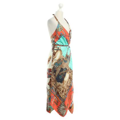 Ralph Lauren Enveloppez robe pour le tournage