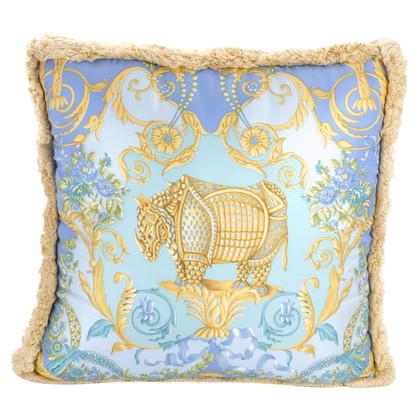 Gianni Versace Vintage silk cushions