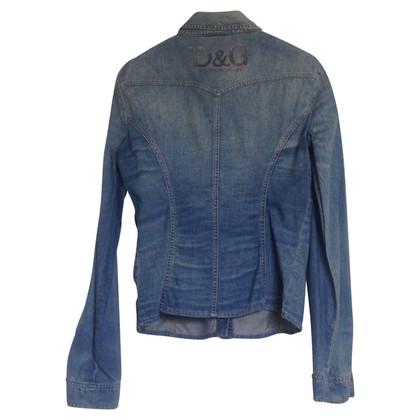Dolce & Gabbana Jeansbluse