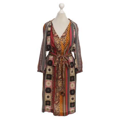 Etro Zijden jurk