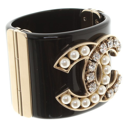 Chanel Bangle in nero