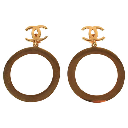 Chanel Vintage oorbellen
