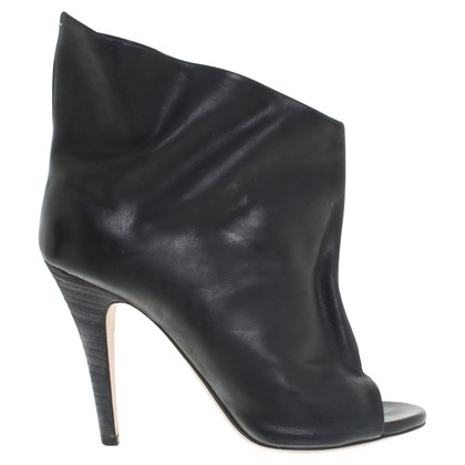 Maison Martin Margiela Leather Bootees