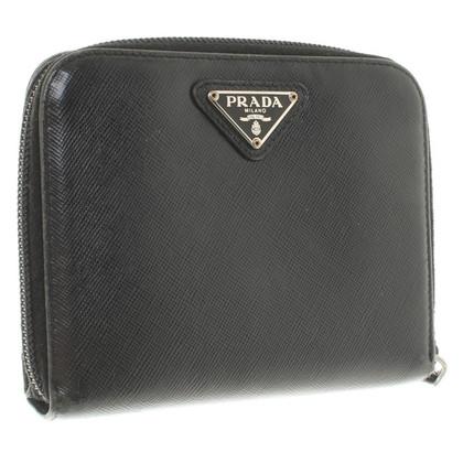 Prada Wallet in zwart