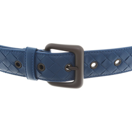 Bottega Veneta Belt in blue